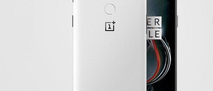 OnePlus Sandstone white