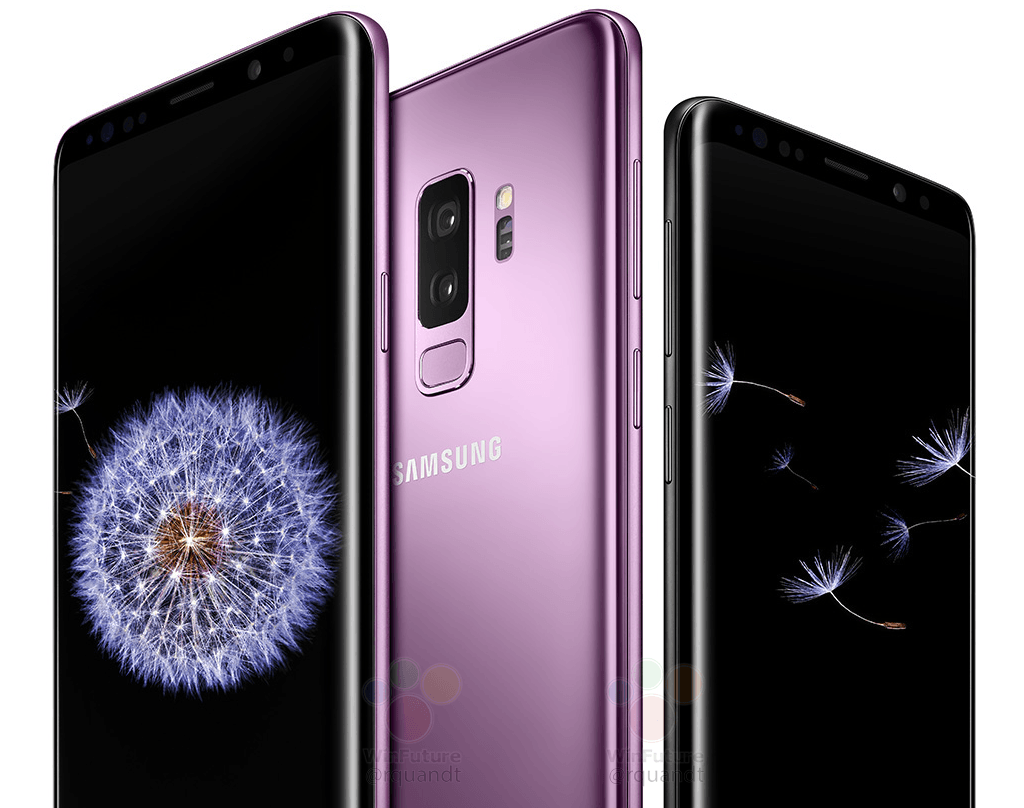 Samsung Galaxy S9 e S9 Plus
