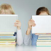 tablet e bambini