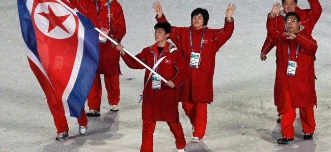 Atleti Nord Corea rifiutano galaxy note 8