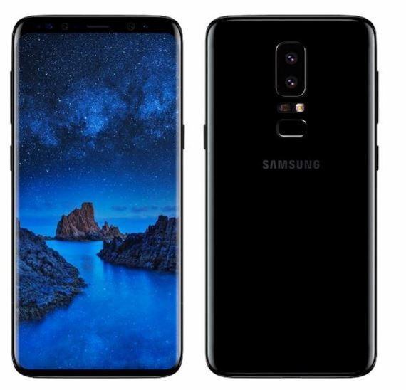 Uhsupp su Samsung Galaxy S9