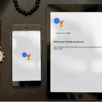 Google Assistant iPad