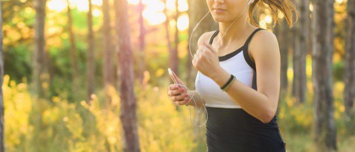 app running fitness