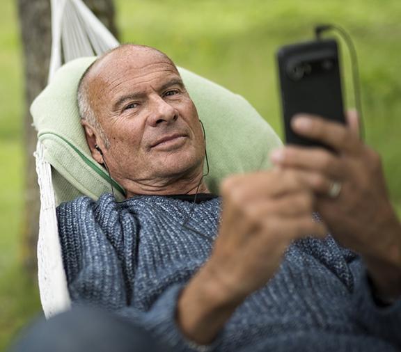 cellulari anziani