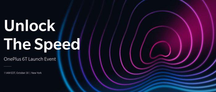 OnePlus 6t-evento-lancio