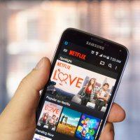 Netflix app mobile