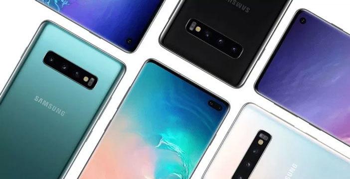 Samsung Galaxy S10 ufficiali