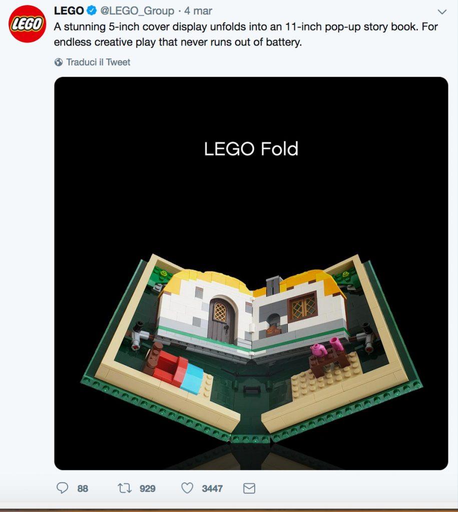 Lego e Samsung