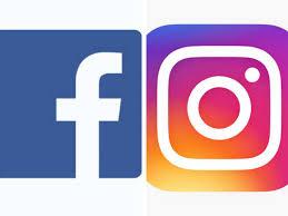 app-facebook-e-instagram-social
