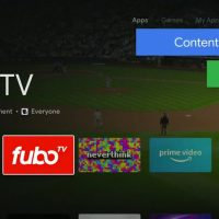 Android TV al google io 2019