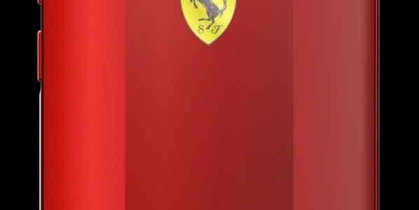 Lenovo Ferrari