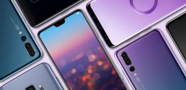 Huawei e Samsung