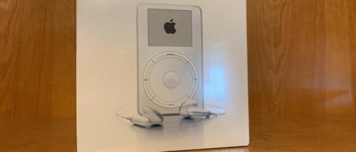 Ipod Apple 1st gen