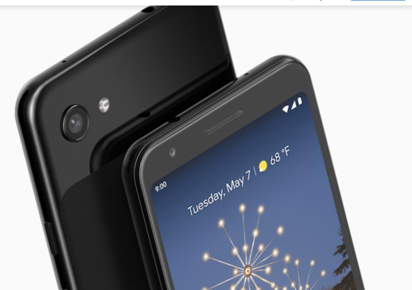 amzon-vende-google-pixel-3a