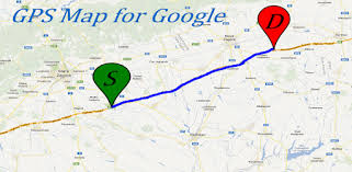 gpsmappa-per-google