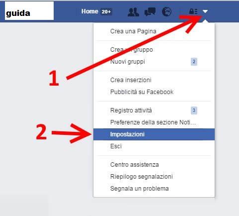 Come eliminare laccount di Facebook - Cellulare Magazine