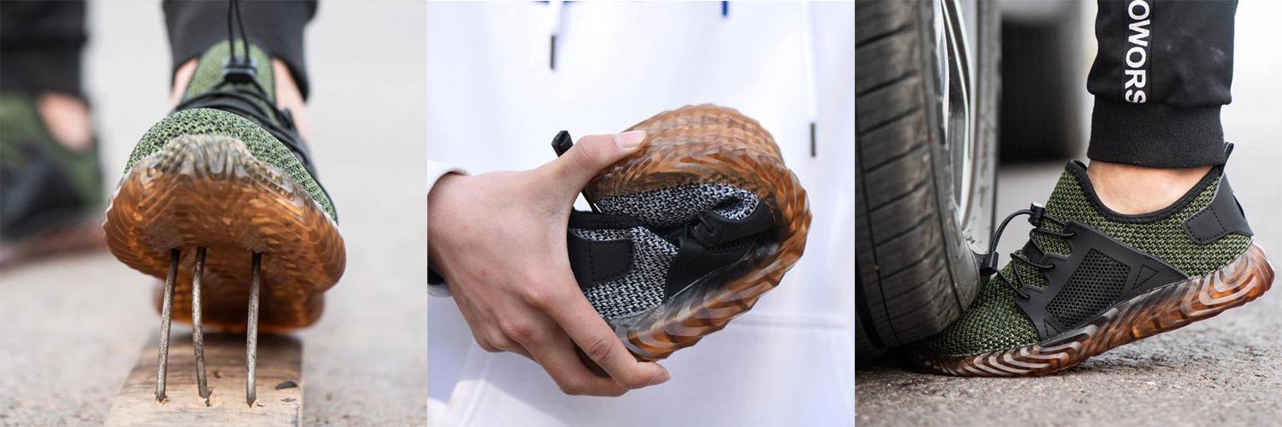 Неубиваемые кроссовки Immortal shoes в Красном Луче