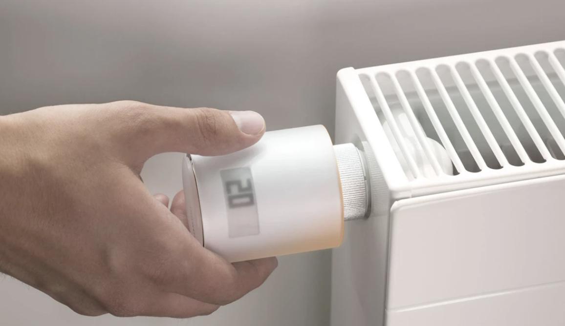 Valvole termostatiche intelligenti la soluzione per for Valvole termostatiche netatmo