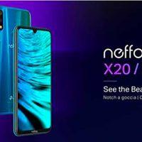 Neffos X20 e X20 Pro