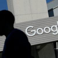 Alphabet Google holding