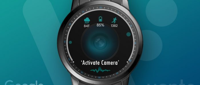 Google Smartwatch brevetto