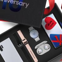 Galaxy Celebration Box di Samsung