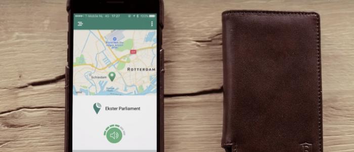 Ekster digital wallet antani