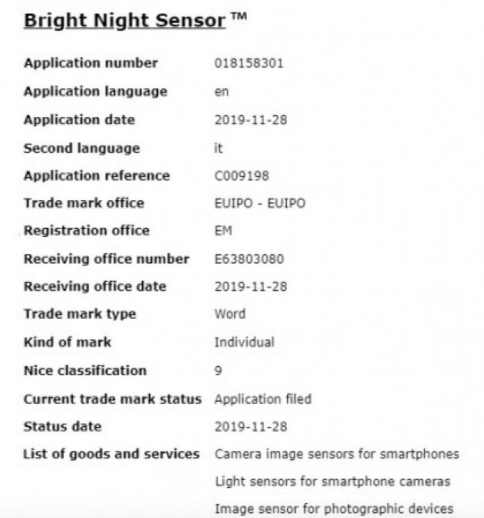 Bright Night Galaxy S11