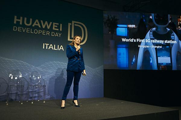 Isabella Lazzini Huawei