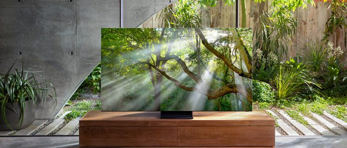Samsung tv Qled 8K