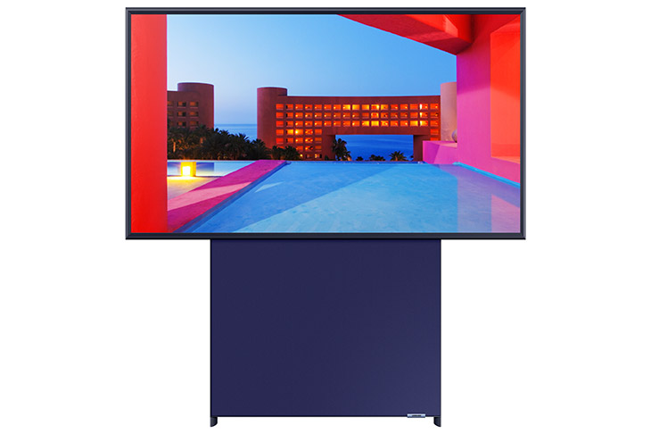 Samsung Tv The Sero