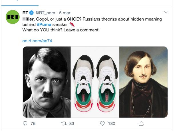 puma scarpe hitler