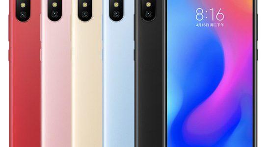 Xiaomi MI A2 Lilte