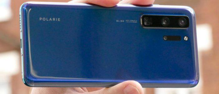 Huawei P40 Pro prototipo