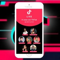TikTok streaming
