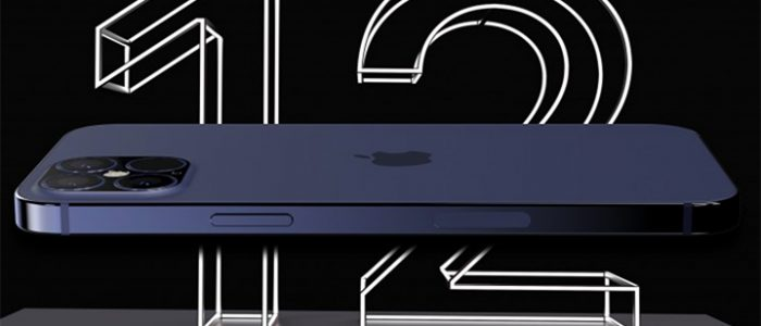 iPhone 12 Max rendering