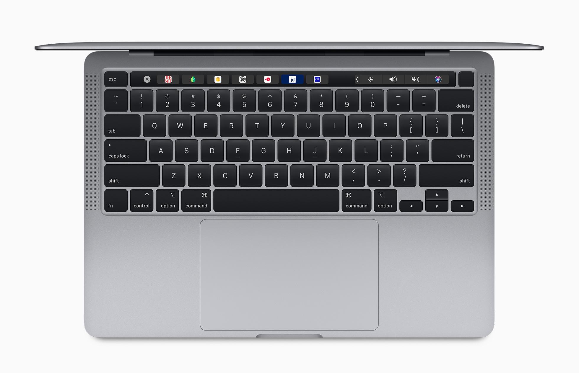 Apple deposita un brevetto per una tastiera personalizzabile