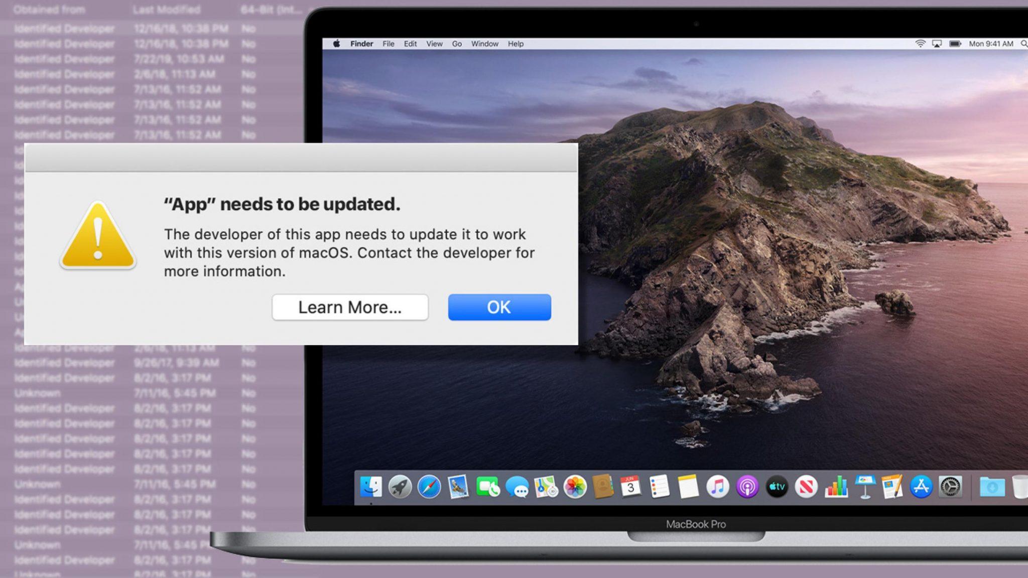 Come si chiamerà MacOS 10.16?