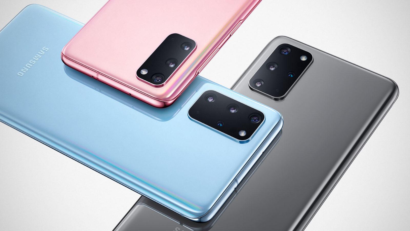 Il Samsung Galaxy S21 in arrivo già a gennaio
