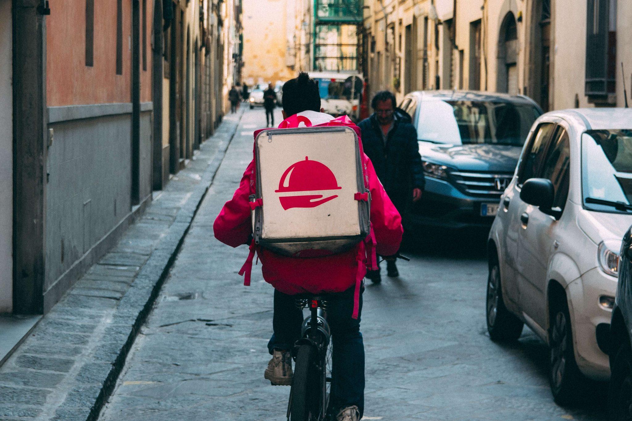 Il Food Delivery fa +70% (di cibo italiano) durante il lockdown