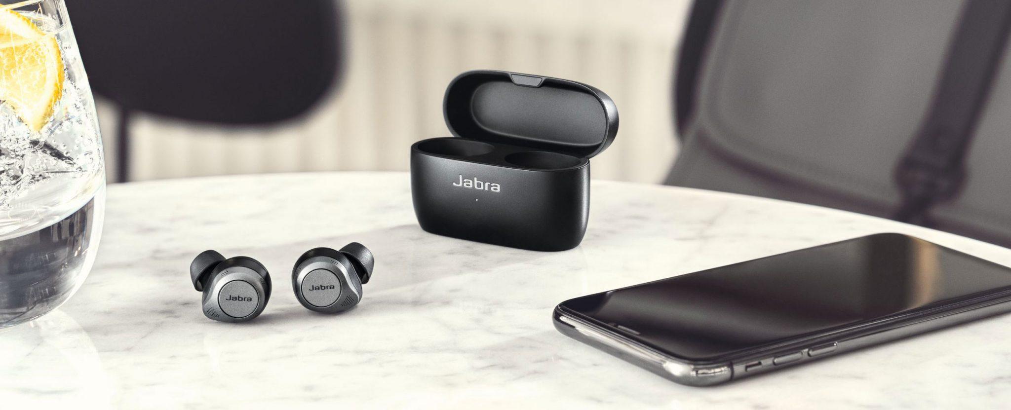 Jabra presenta gli auricolari Elite 85t con cancellazione del rumore (ANC)