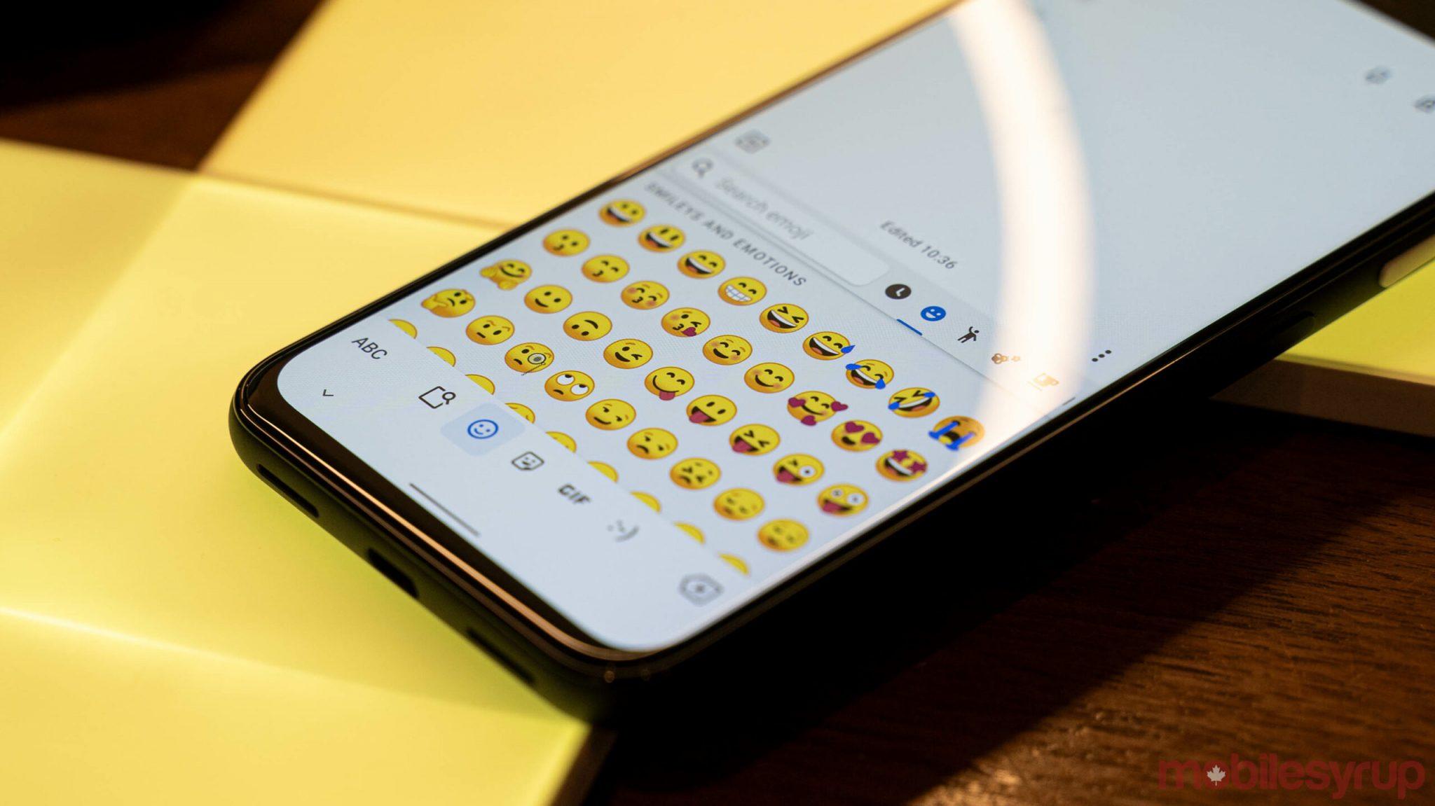Android: Google pensa ad aggiornare le emoji senza un update del sistema operativo
