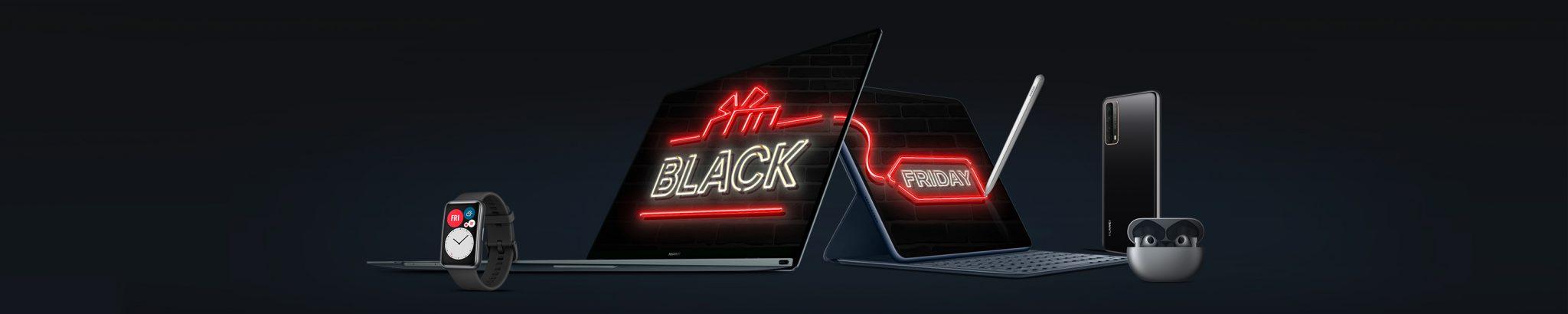 Il Black Friday di Huawei su Amazon. Qui le migliori offerte