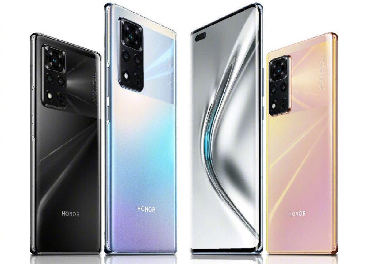 Honor V40 5G lanciato e già in vendita in Cina