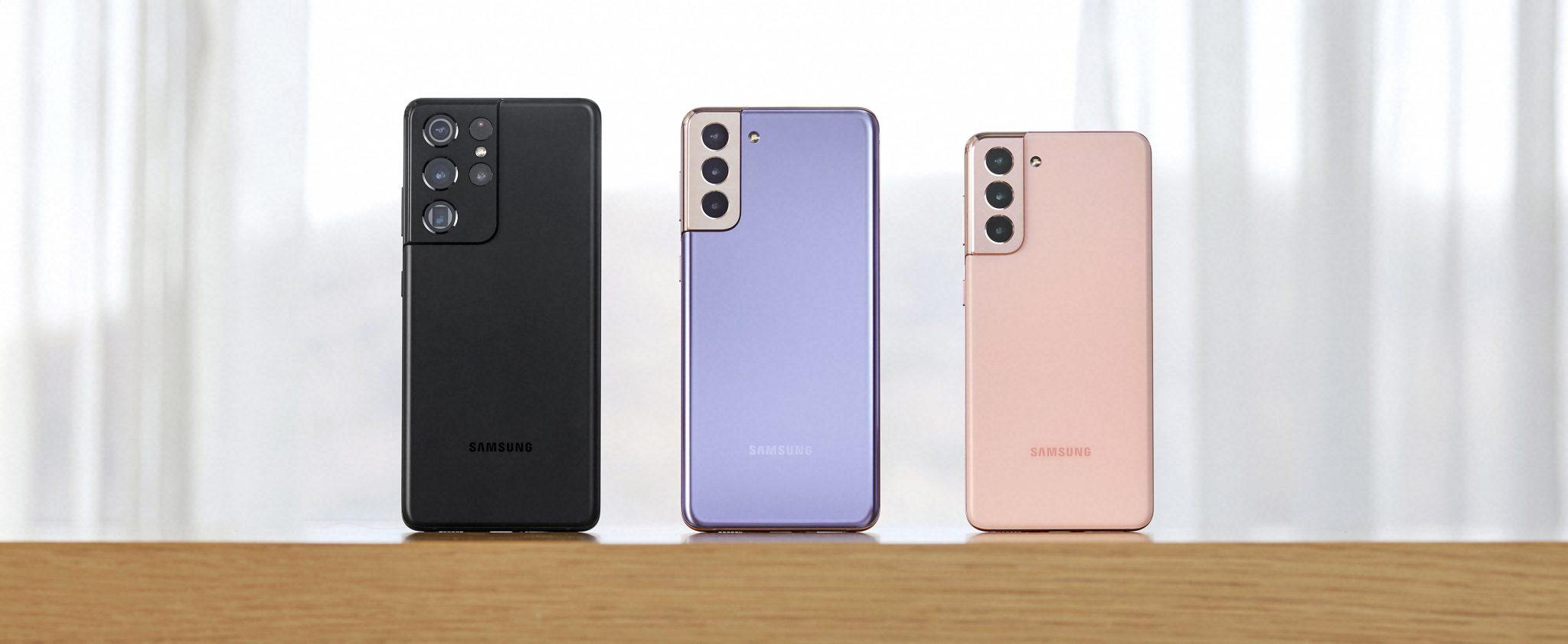 Galaxy S21: Samsung moderatamente soddisfatta della domanda