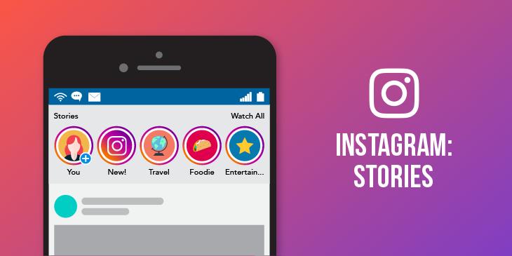Instagram: presto si potranno salvare le storie in bozza e pubblicarle in seguito