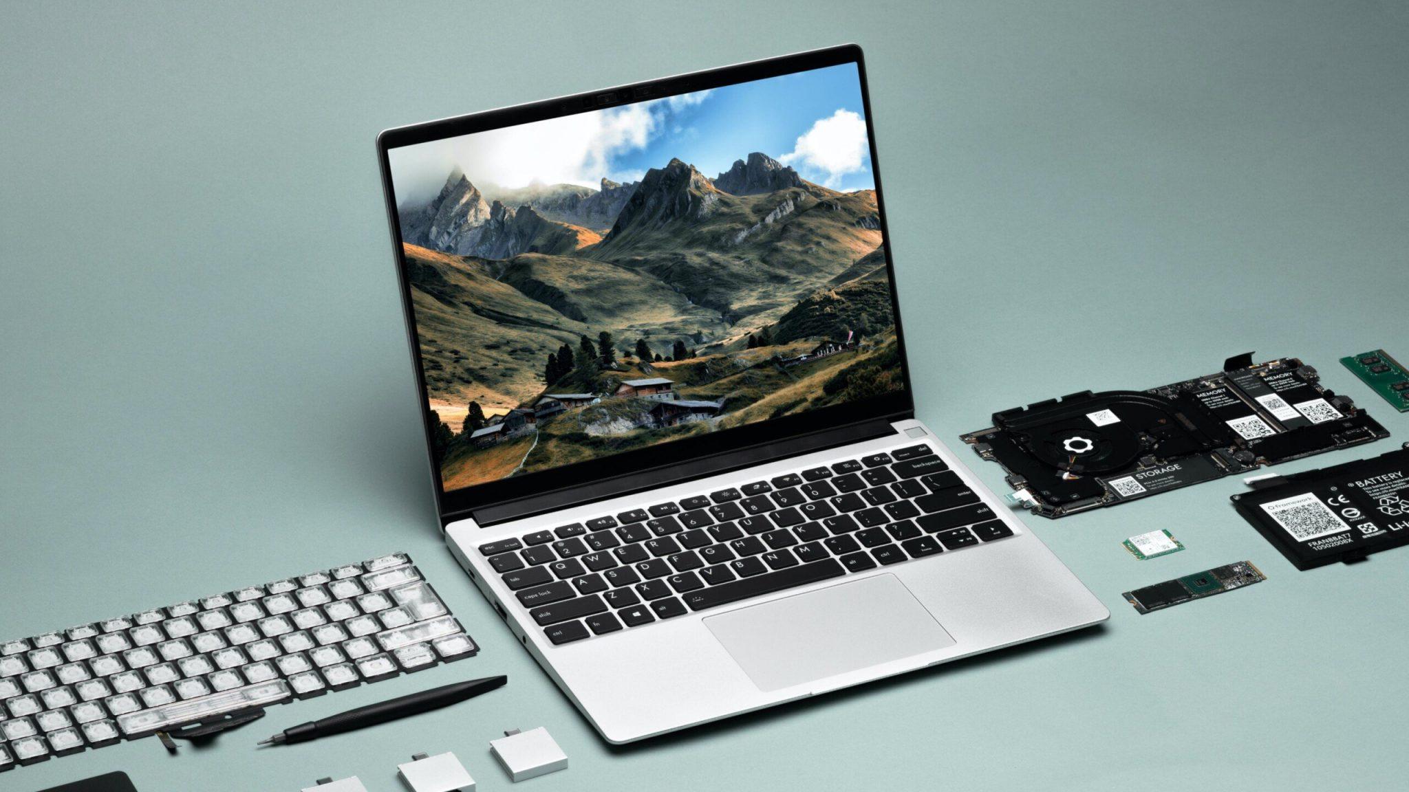Framework annuncia un PC portatile riparabile e modulare come gli smartphone di Fairphone