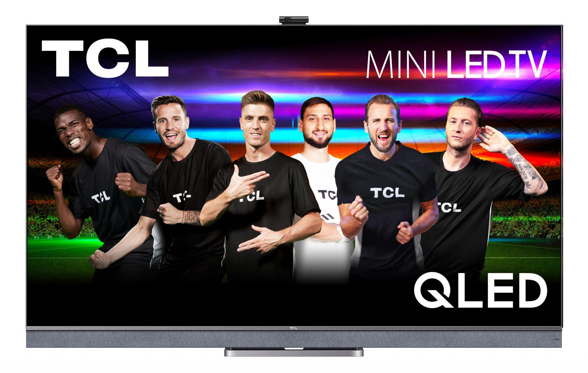 TCL presenta i nuovi modelli Tv della Serie C e una soundbar