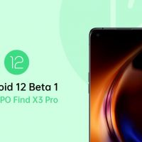 OPPO Find X3 Pro Android 12
