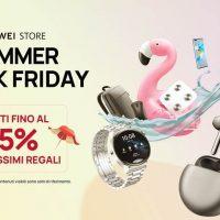 Huawei Summer Black Friday